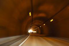 Vue de tunnel photos libres de droits