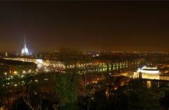 Vue de Turin Photographie stock libre de droits