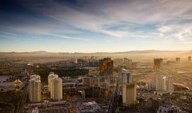 Vue de Vegas photographie stock libre de droits