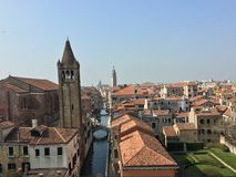 vue de Venise Images libres de droits