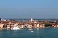 Vue de Venise pendant le matin Photographie stock libre de droits