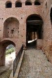 Vue de Vestignano Photographie stock libre de droits