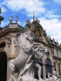 Vue de Vienne Image libre de droits