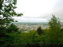 Vue de vieux Lviv Photographie stock