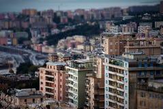 Vue de ville photographie stock