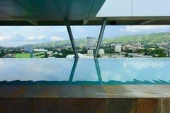 Vue de ville de Cebu Image libre de droits