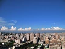 Vue de ville de Kaohsiung Photographie stock
