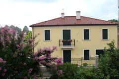 Vue de ville de Padoue, Italie Images stock