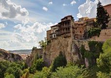 Vue de ville historique Image stock