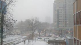 Vue de ville de Rostov image libre de droits