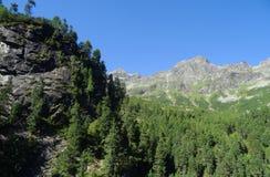 Vue de Weissee, Image stock