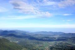 Vue de Wugongshan mt - 1 Image stock