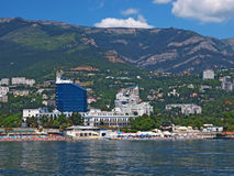Vue de Yalta, Crim?e, Ukraine Image stock