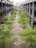 Vue des boulevards de Taïpeh image stock
