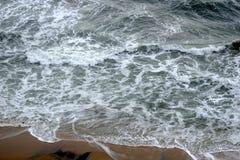 Vue des falaises photographie stock