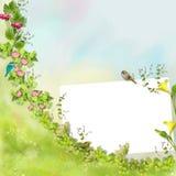Vue des fleurs Images stock
