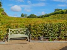 Vue des jardins de Kensington à Londres un jour ensoleillé photographie stock