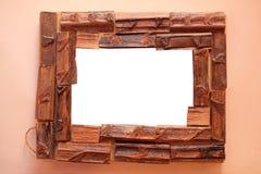 Vue des parties en bois Photographie stock