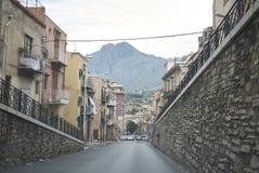 Vue des terminus Imerese photos libres de droits