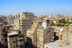 Vue du Caire image stock