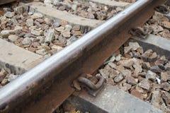 Vue du chemin de fer Photos stock