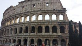 Vue du Colosseo à Rome Photo libre de droits