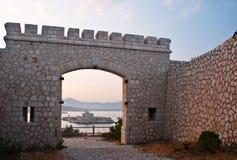 Vue du d'If de château Photos libres de droits