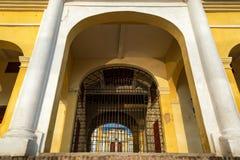 Vue du marché de Mompox photographie stock