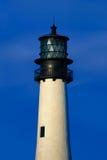 Vue du nord du phare Images libres de droits