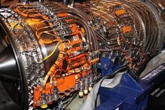 Vue externe de réacteur. Photographie stock