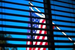 Vue fière de fenêtre Photos stock
