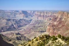 Vue générale de Grand Canyon, Arizona, Etats-Unis photos stock