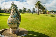 Vue générale de Portland dans Victoria, Australie photographie stock