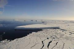 Vue gentille de l'Antarctique photos libres de droits
