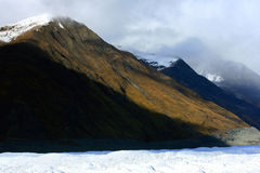 Vue glaciaire Images stock