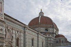 Vue horizontale de Duomo de l'IL photo stock