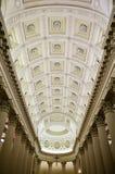 Vue intérieure de Basilica Del Santo image libre de droits