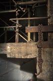 Vue intérieure du Carlshuette Photos libres de droits