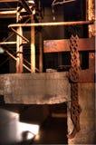 Vue intérieure du Carlshuette Photographie stock
