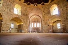 Vue intérieure du rotunda à Salonique, Grèce photographie stock libre de droits