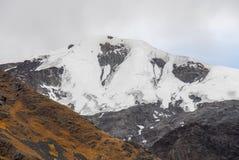 Vue le long de la route de Cusco-Puno, Pérou Photos libres de droits