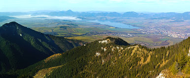 Vue panoramique Photos stock