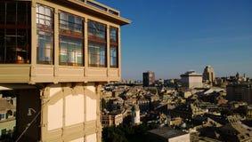Vue panoramique de Gênes photographie stock libre de droits