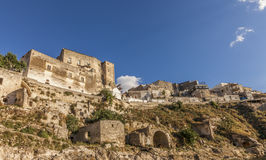 Vue panoramique de Ginosa Image libre de droits