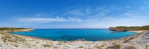 Vue panoramique de l'eau Images stock
