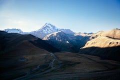Vue panoramique de Mtskheta Photo libre de droits
