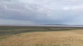 Vue panoramique de Salt Lake banque de vidéos