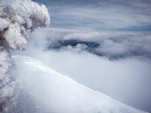Vue panoramique de Tatry Nizne Photo libre de droits