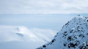 Vue panoramique de Tatry Nizne Images stock