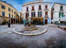 Vue panoramique de vieille ville de Baril Photographie stock libre de droits